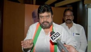 BJP demands inquiry into Telangana govt's agreement with scam-tainted firm