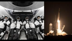 SpaceX launches 4 astronauts on first operational mission in space