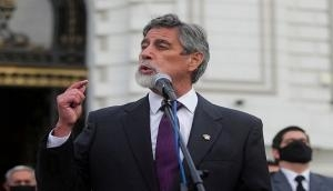 Francisco Sagasti sworn-in as Peru's interim President