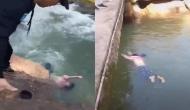 नदी में डूब रही थी चीनी लड़की, ब्रिटिश राजनयिक ने लगा दी छलांग और फिर...