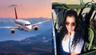 विमान के कॉकपिट में महिला पायलट को देखकर हक्का बक्का रह गई आंटी, जानिए फिर कहा क्या?