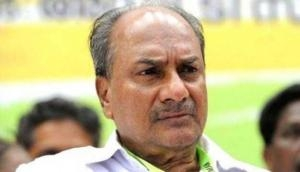 AK Antony tests positive for COVID-19, undergoing treatment at AIIMS