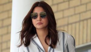 Anushka Sharma lauds healthcare, frontline workers for 'working tirelessly'