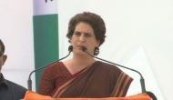 Priyanka Gandhi attacks BJP govt over unpaid dues of UP sugarcane farmers