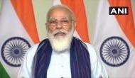 यूपी: PM मोदी ने किया 5,555 करोड़ की 23 ग्रामीण पाइप पेयजल योजनाओं का शिलान्यास