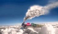 बादलों के बीच ट्रेन का सफर, अद्भुत सफर का आनंद उठाने के लिए सैलानी पहुंचते हैं यहां