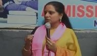 TRS MLC Kavitha demands immediate rollback of Minimum Wage Notification by MEA