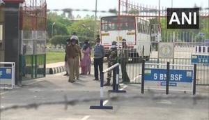 Attari-Wagah border: India repatriates Pakistani prisoners, including 20 fishermen