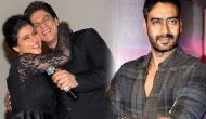 When Ajay Devgn forgot his and Kajol's wedding anniversary date; Shah Rukh Khan correctly answered it