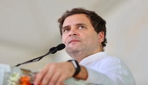 Rahul Gandhi slams Centre over issue of farmers' income