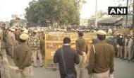 किसानों का 'दिल्ली चलो' मार्च हरियाणा से निकला, दिल्ली बार्डर पर कड़ी सुरक्षा, घुसने की अनुमति नहीं