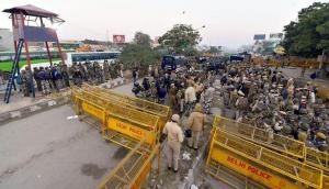 Delhi Police permits peaceful protest by farmers at Nirankari Samagam Ground in Burari