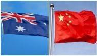 China asks Australian politicians to abandon 'cold war mentality' as tension escalates