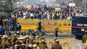 Farmers' protest against Centre's 3 farm laws continues for 20th day