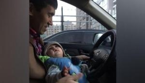 Uyghur man pleads for information of his son missing since 'Chinese invasion'