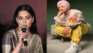 Diljit Dosanj slams Kangana Ranaut for her tweet against elderly Sikh woman