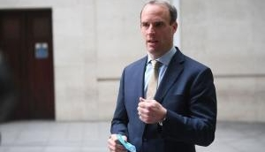 Pakistan makes a mockery of itself, Dominic Raab asserts 'our position on Kashmir well known'