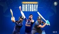 Virender Sehwag leads wishes for 'nearly a dozen really wonderful cricketers'