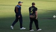 Aus vs Ind: Very special to play in front of you all again, Finch thanks spectators