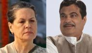 Nitin Gadkari wishes Sonia Gandhi on her birthday