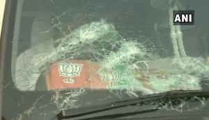 पश्चिम बंगाल: BJP अध्यक्ष जेपी नड्डा के काफिले पर हमला, बाल-बाल बचे कैलाश विजयवर्गीय
