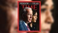 Time names Joe Biden, Kamala Harris as 2020 Person of the Year