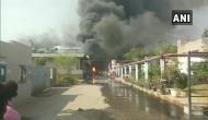 Telangana: Fire at Hyderabad chemical factory, 8 injured