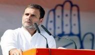 Rahul Gandhi slams Centre for 'ruining' country's economy