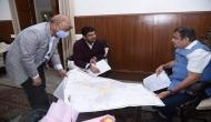 Haryana: Dushyant Chautala discusses ongoing, proposed road projects with Gadkari