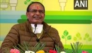 Shivraj Singh Chouhan performs bhumi pujan for irrigation schemes in MP