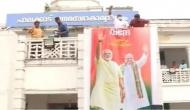 Kerala: Case filed against BJP workers for putting poster of 'Jai Shri Ram' banner in Palakkad Municipality