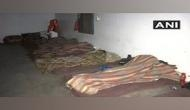 Delhi Weather Update: Homeless take refuge in night shelters to cope with chilly weather