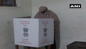 J-K: Voting for eighth, final phase of DDC elections underway