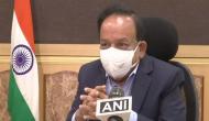 Harsh Vardhan reviews preparations ahead of dry-run for coronavirus vaccine in Delhi