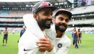 Ind vs Aus: Virat Kohli leaves for India, asks boys to express themselves in remaining Tests