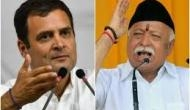 राहुल गांधी ने कही बड़ी बात- मोहन भागवत खिलाफ हो जाएं तो उनको आतंकी बता देगी मोदी सरकार