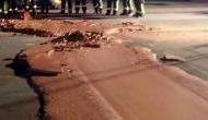 आश्चर्य: जब शहर में बहने लगी थी चॉकलेट की नदी, फायर ब्रिगेड की लेनी पड़ गई मदद
