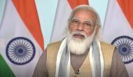 पीएम मोदी ने रखी एम्स की आधारशिला, कहा- आज का दिन अपना जीवन देने वाले फ्रंट लाइन वर्कर्स को याद करने का