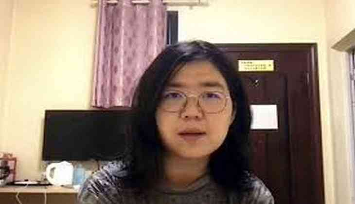 China jails citizen journalist for Wuhan reports