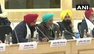farmers Protest : विज्ञान भवन में तीन केंद्रीय मंत्रियों और 40 किसान नेताओं के बीच छठे दौर की वार्ता शुरू