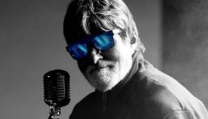 Amitabh Bachchan channels 'Rock head banger' in latest Instagram post