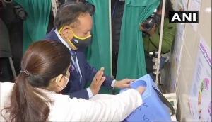 Covid-19 vaccine: Harsh Vardhan visits Delhi's GTB hospital to review dry run drill