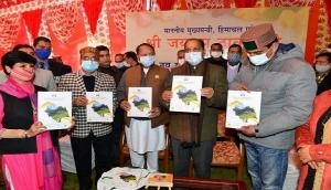 HP: Himachal CM presented with action plan to reduce emissions