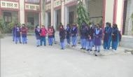 COVID-19 pandemic: Weekly health check-up after re-opening of educational institutions in Odisha