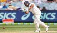 Rohit Sharma, Shubman Gill firm after Smith guides hosts to 338