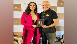 Anupam Kher thanks Parineeti Chopra for joining his book launch