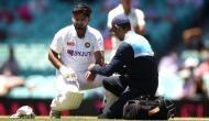IND vs AUS 3rd Test: टीम इंडिया को लगा बड़ा झटका, ऋषभ पंत हुए चोटिल, अगले मुकाबले में खेलना मुश्किल