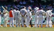 Ind vs Aus: Crowd behaviour hampers day four, visitors set 407-run target