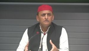 Farmers' Protest: Akhilesh Yadav slams BJP for treating farmers in insensitive manner