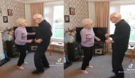 इन दादा-दादी ने साबित कर दिया उम्र सिर्फ एक नंबर मात्र है, वीडियो में देखें कैसे किया जबरदस्त डांस